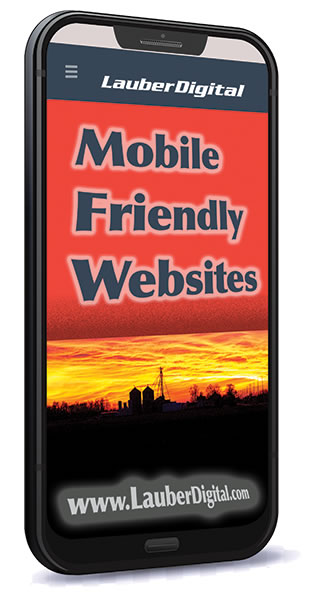 LauberDigital creates mobile friendly websites