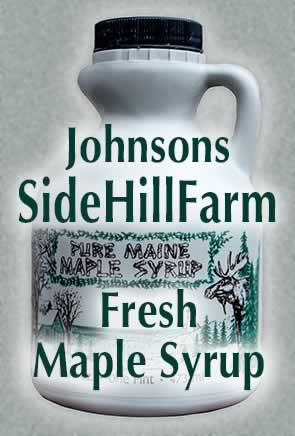 JohnsonsSideHillFarm Maple Syrup